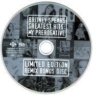 GH Bonus CD (With remixes)