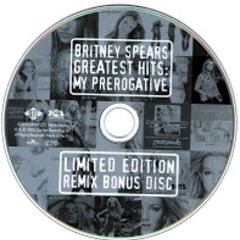Limited edition bonus CD with remixes