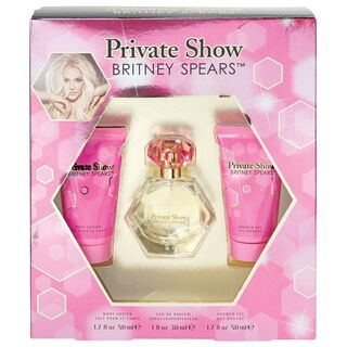 The Beauty set of Private Show (features body lotion and shower gel)