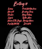 Britney Spears - B10