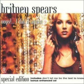The Oops!... I Did It Again Special Edition