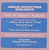 BOMT Clear Vinyl Sticker