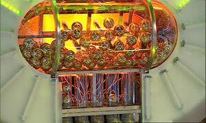 Goldenballs machine