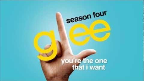 You're The One That I Want - Glee HD Full Studio