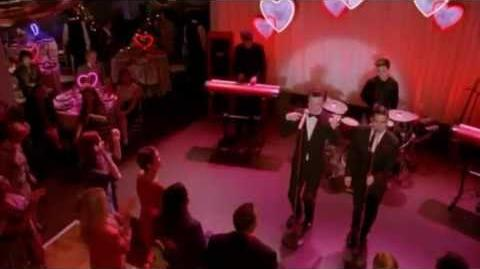 GLEE - Just Can't Get Enough (Full Performance) (Official Music Video) HD