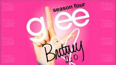 Hold It Against Me - Glee HD Full Studio