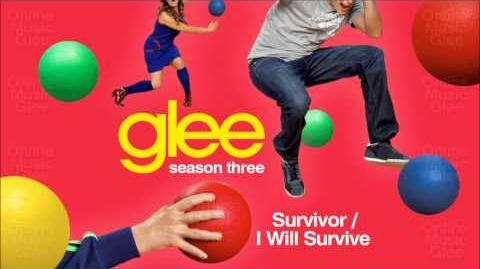 Survivor I will Survive - Glee HD Full Studio Complete-0