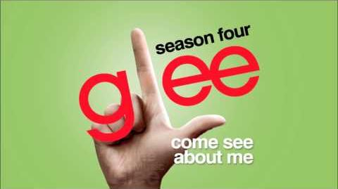 Come See About Me - Glee HD Full Studio