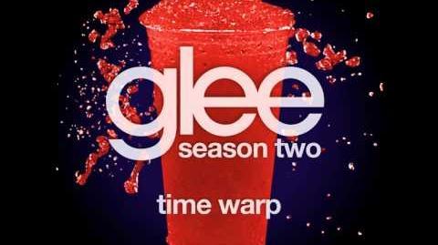 Time Warp -Glee Cast