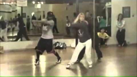 Heather Morris Dancing