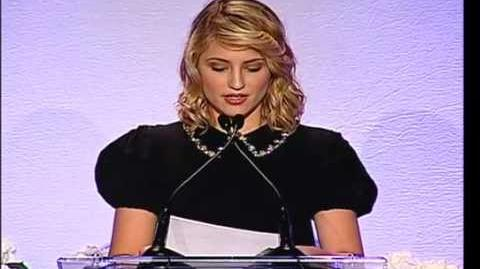 Dianna Agron at NARAL Pro-Choice America event