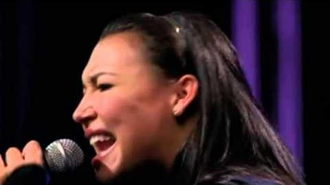 GLEE - Back To Black (Full Performance) (Official Music Video) HD-0