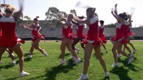 "GLEE - Full Performance of ""Hold It Against Me"""