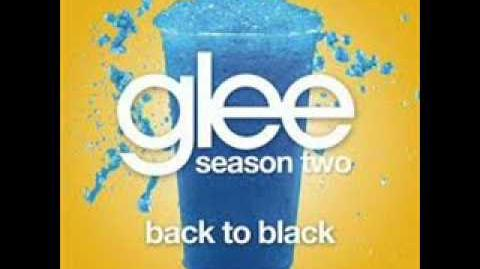 Glee Cast - Back To Black