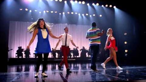 "GLEE - Full Performance of ""Call Me Maybe"" airing THUR 9 13"