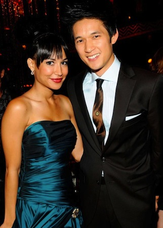Naya-Rivera-and-Harry-Shum-Jr
