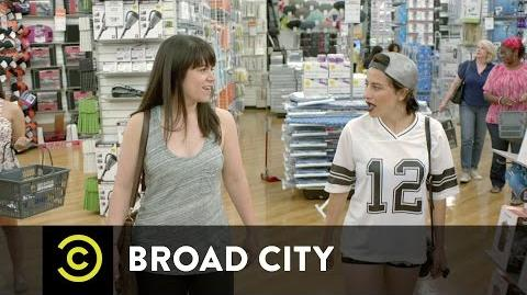 Broad City - Shopping with Abbi at BB&B