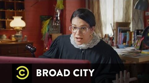 Asnow89/Broad City Halloween