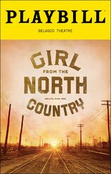 Girl from the North Playbill