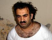 Khalid Shaikh Mohammed after capture