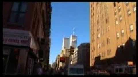 WTC1 North Tower Plane Impact on 9 11 - Naudet