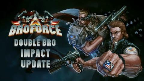 Broforce Tactical Update - May 2014 - Double Bro Impact