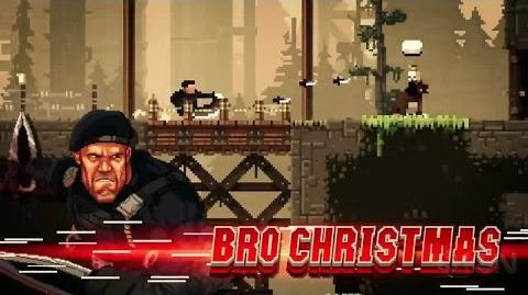 Broforce - The Expendabros Launch Trailer (The Expendables 3)