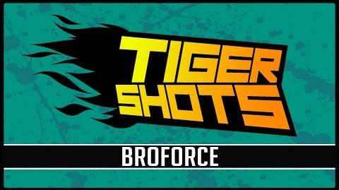 Broforce - Tiger Shots