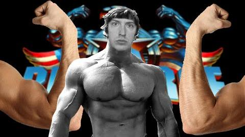 Why do you wax your muscles ? BroForce