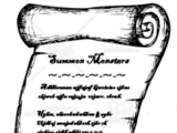 Scroll of Summon Monsters