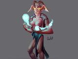 Goblin Mystic