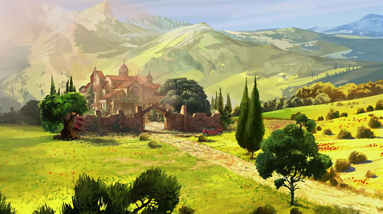 Castell dels Sants | Broken Sword Wiki | FANDOM powered by Wikia