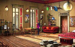 Rue Jarry Nico's Apartment