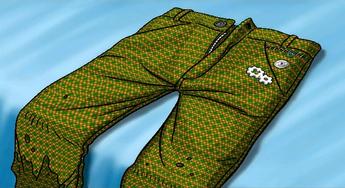 Kahn's pants