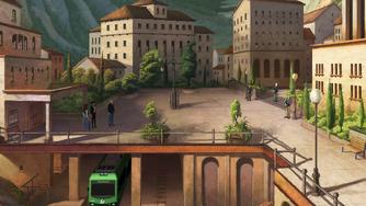 Montserrat train station