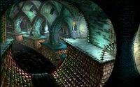 Albert's Sewers 2 (Cafe de la Chandelle Verte)