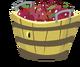 Basket o apples by fureox-d5kuv1h