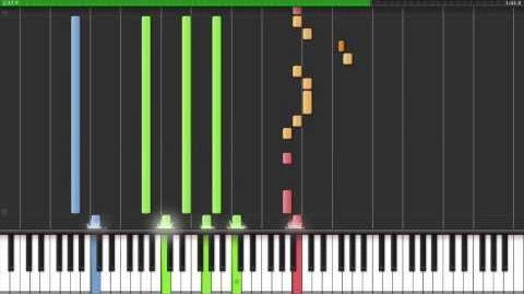 PIANO Skillet - Comatose