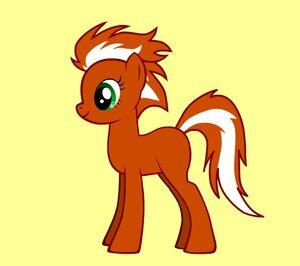 Foxtrot Pony