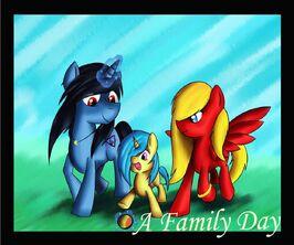 A family day by i love art 29-d4zegth