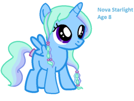 Nova age 8
