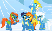 Swift Skies and The Wonderbolts