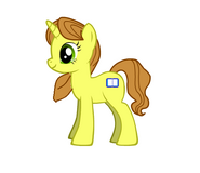Ponified Belle