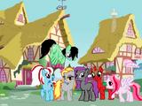 My Little Pony: Marisa Adventures