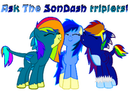 Ask SonDash Triplets