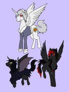 Olly Monkulus Jasper Ponies