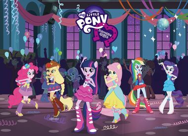 Equestria Girls promotional image 2013-05-30
