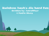 Rainbow Dash's Die-Hard Fan