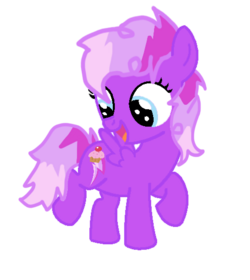 PinkieDash Foal Recieves Cutie Mark