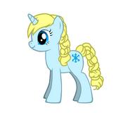 Ponified Elsa